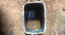 科研人员证实山西北白鹅墓地铜壶内装有果酒遗存