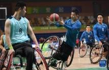 创造历史!广东男子轮椅篮球队夺冠